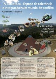 Ler mais: Conferência Ibérica